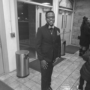 Men's Black Slim Fit Suit